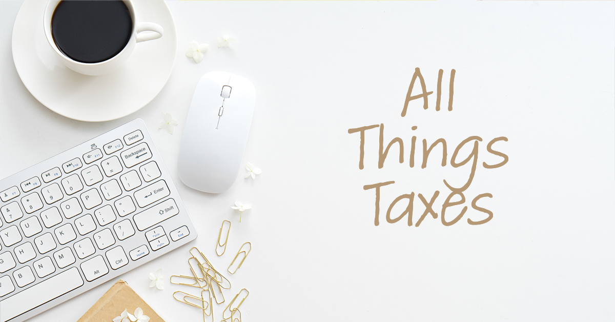 All Things Sales Tax