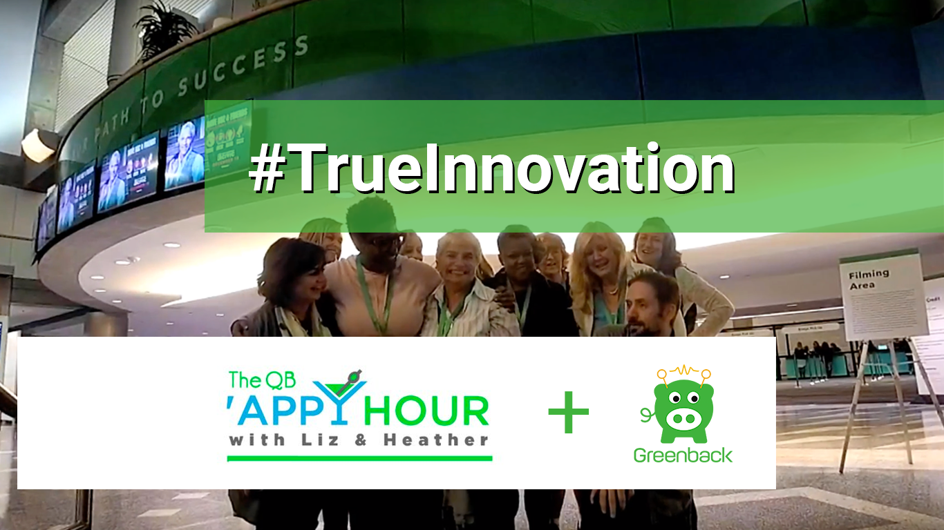 'Appy Hour: Greenback Auto-Fetching Itemized Receipts #TrueInnovation