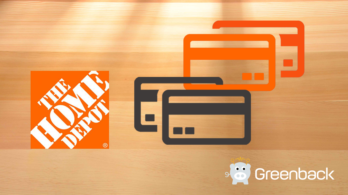 Automate Home Depot Branded Credit Card Receipts