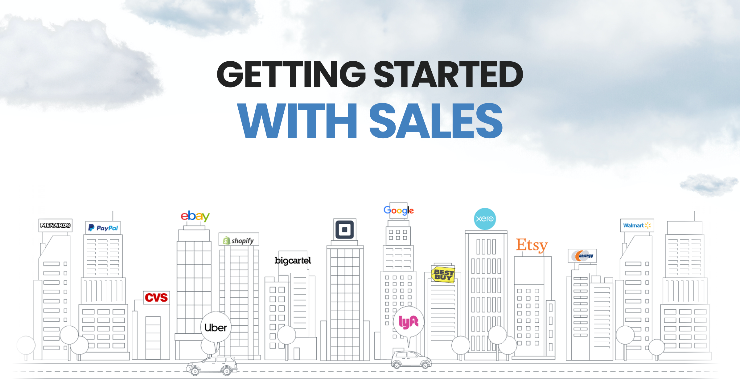 Getting Started with Sales