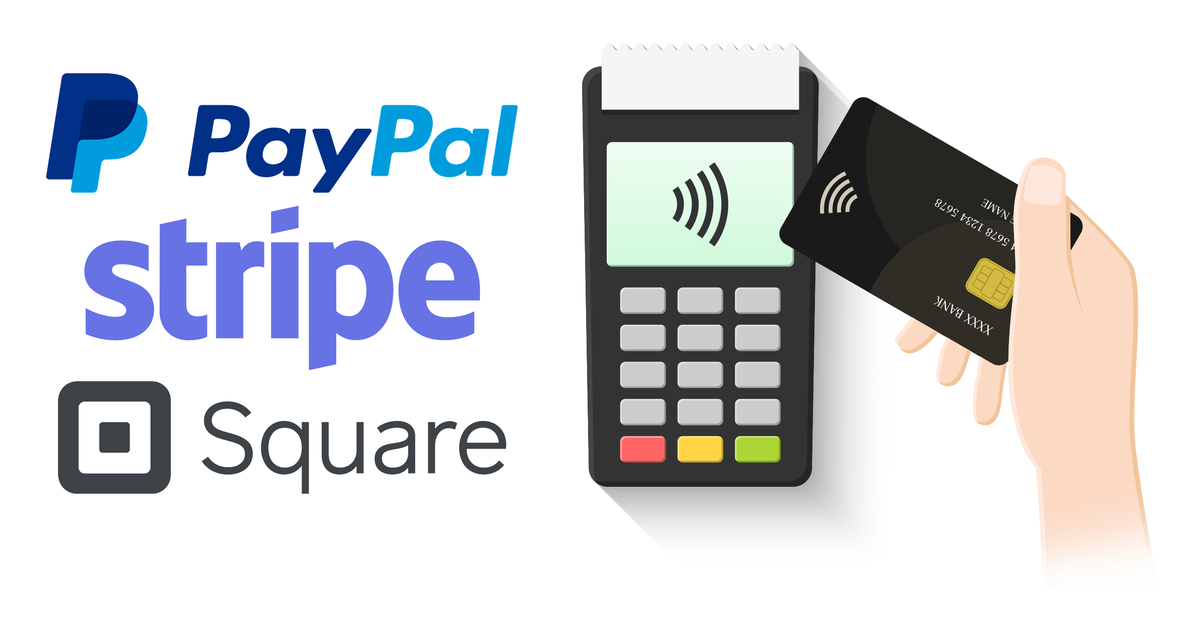 Selling with Multiple Payment Providers